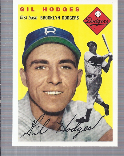 1994 Topps Archives 1954 #102 Gil Hodges