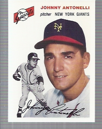 1994 Topps Archives 1954 #119 Johnny Antonelli