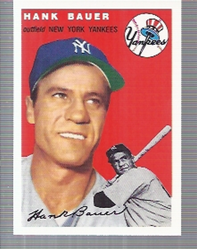 1994 Topps Archives 1954 #130 Hank Bauer