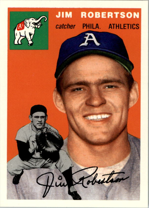 1994 Topps Archives 1954 #149 Jim Robertson