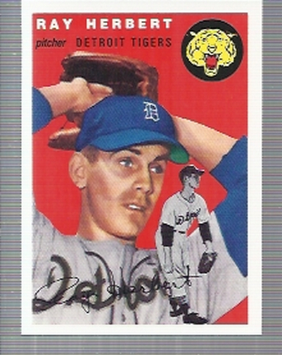 1994 Topps Archives 1954 #190 Ray Herbert