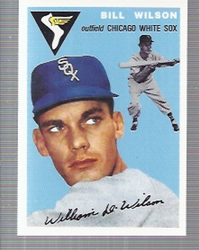 1994 Topps Archives 1954 #222 Bill Wilson