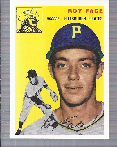 1994 Topps Archives 1954 Gold #87 Roy Face