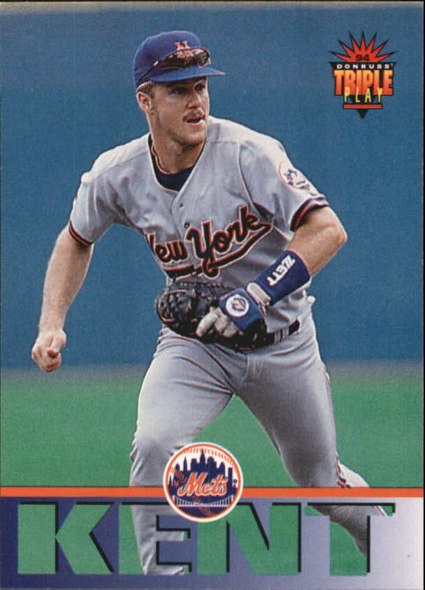 1994 Triple Play #146 Jeff Kent
