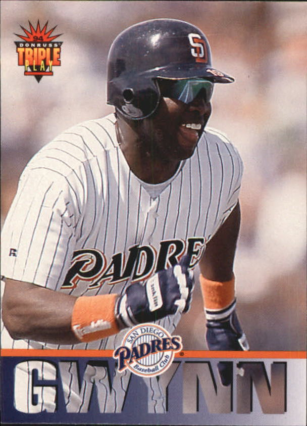 1994 Triple Play #167 Tony Gwynn