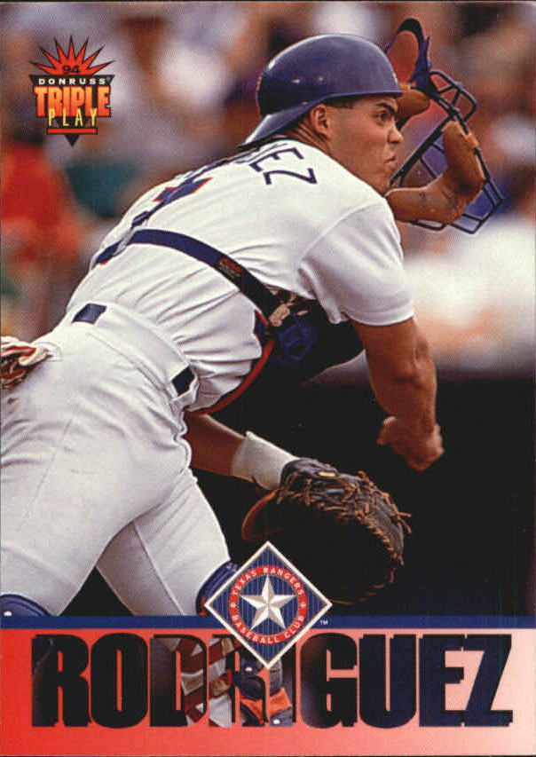 1994 Triple Play #199 Ivan Rodriguez