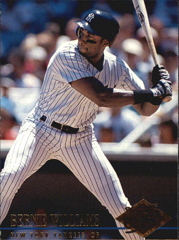 1994 Ultra #103 Bernie Williams