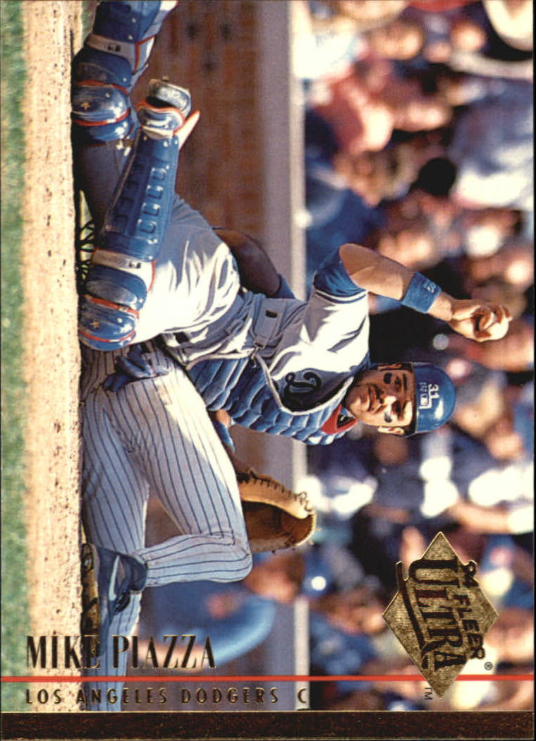 1994 Ultra #218 Mike Piazza
