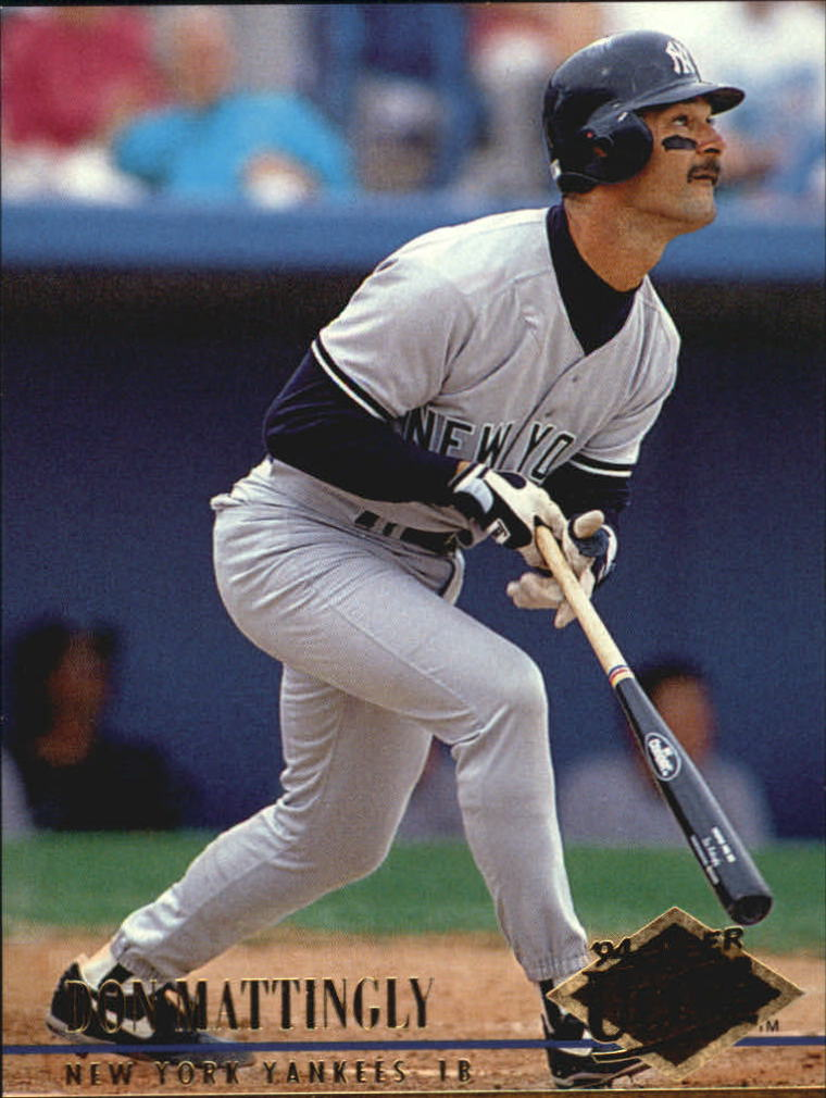 1994 Ultra #400 Don Mattingly