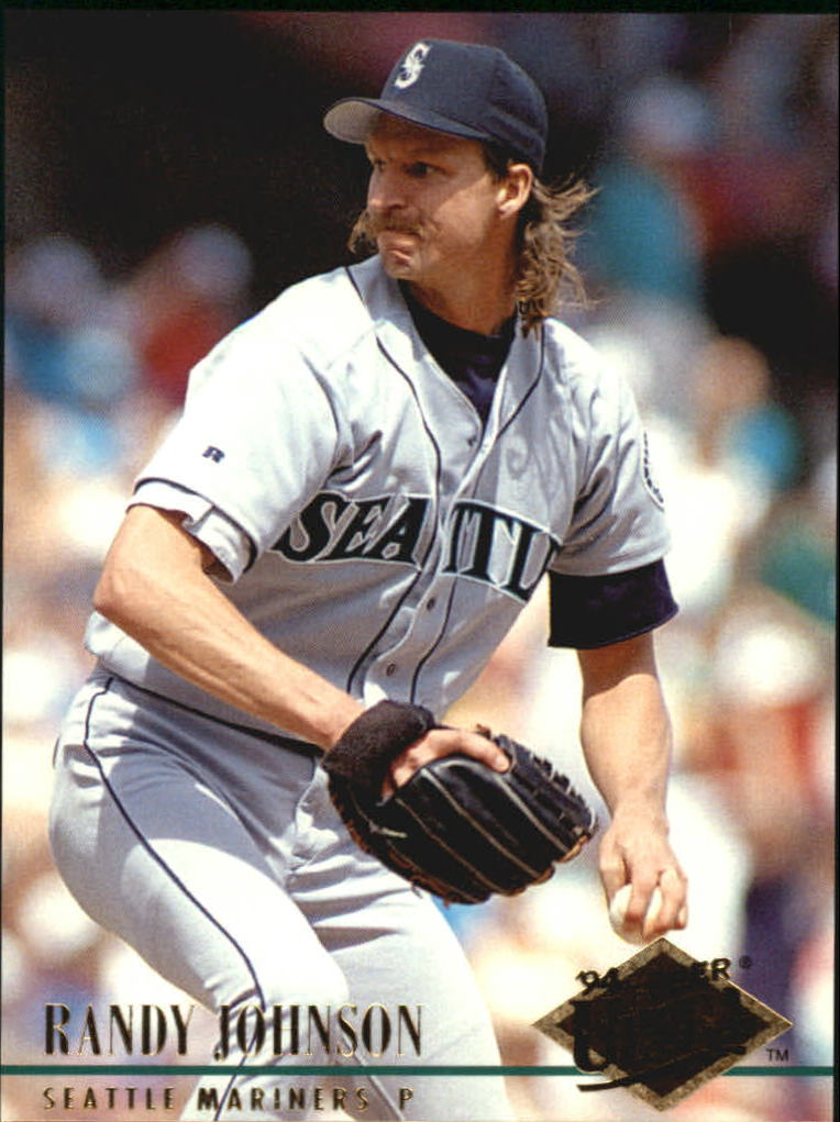 1994 Ultra #419 Randy Johnson