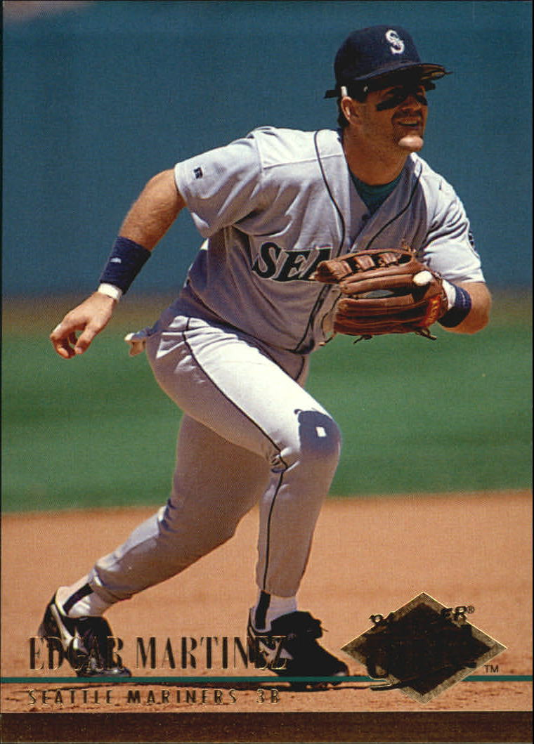 1994 Ultra #422 Edgar Martinez