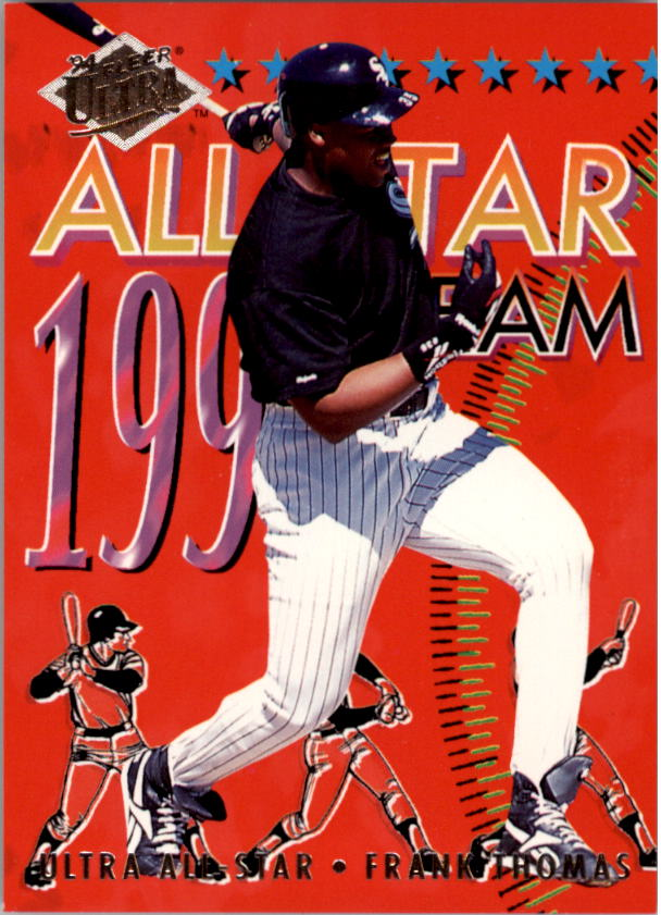 1994 Ultra All-Stars #2 Frank Thomas