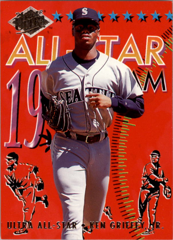 1994 Ultra All-Stars #8 Ken Griffey Jr.