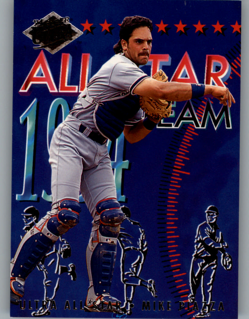1994 Ultra All-Stars #11 Mike Piazza