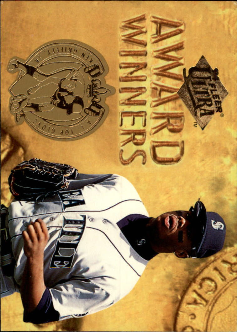 1994 Ultra Award Winners #6 Ken Griffey Jr.