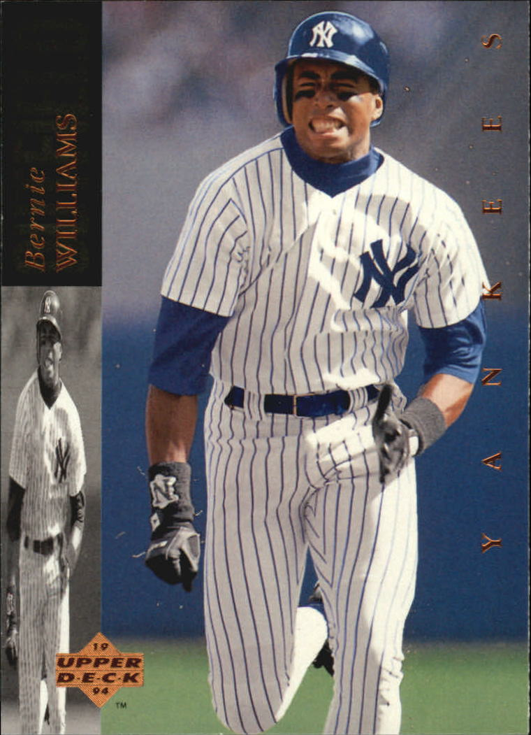 1994 Upper Deck #86 Bernie Williams