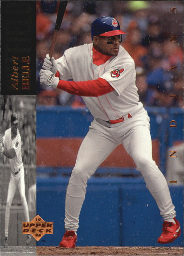 1994 Upper Deck #131 Albert Belle