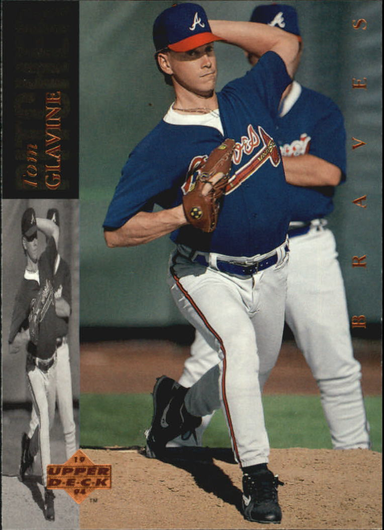 1994 Upper Deck #144 Tom Glavine