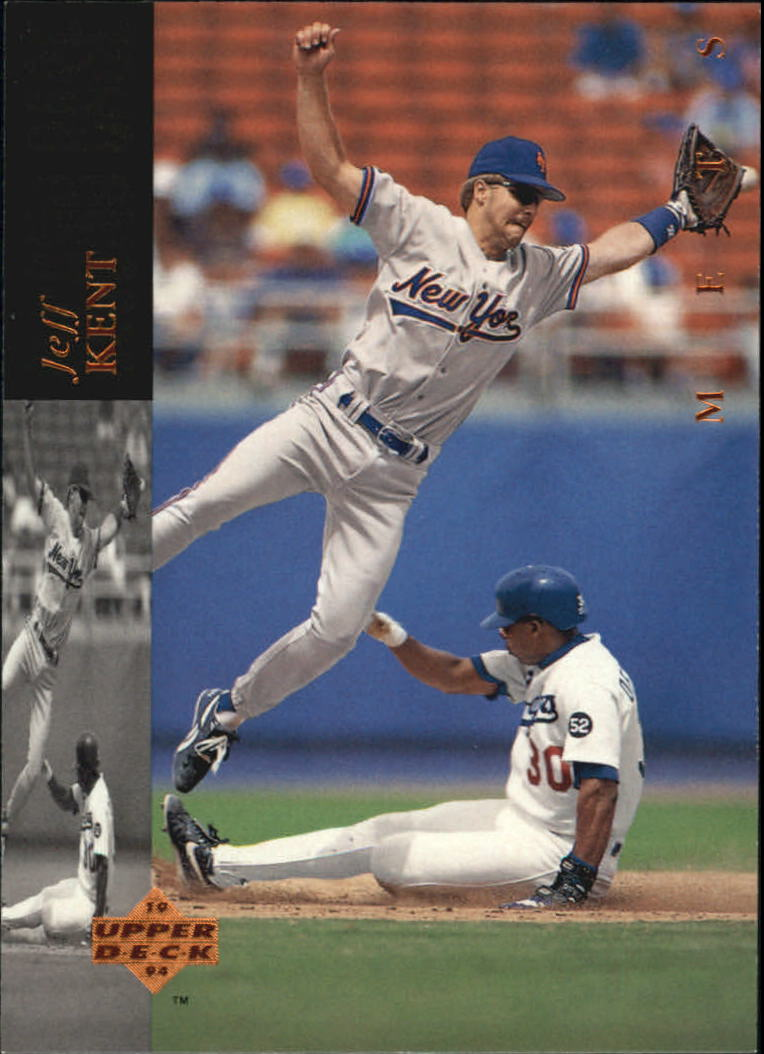 1994 Upper Deck #178 Jeff Kent