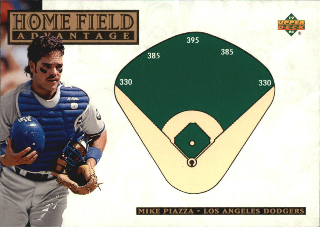 1994 Upper Deck #273 Mike Piazza HFA