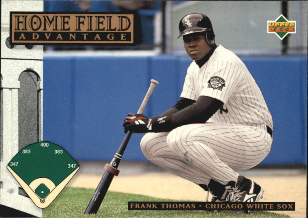 1994 Upper Deck #284 Frank Thomas HFA