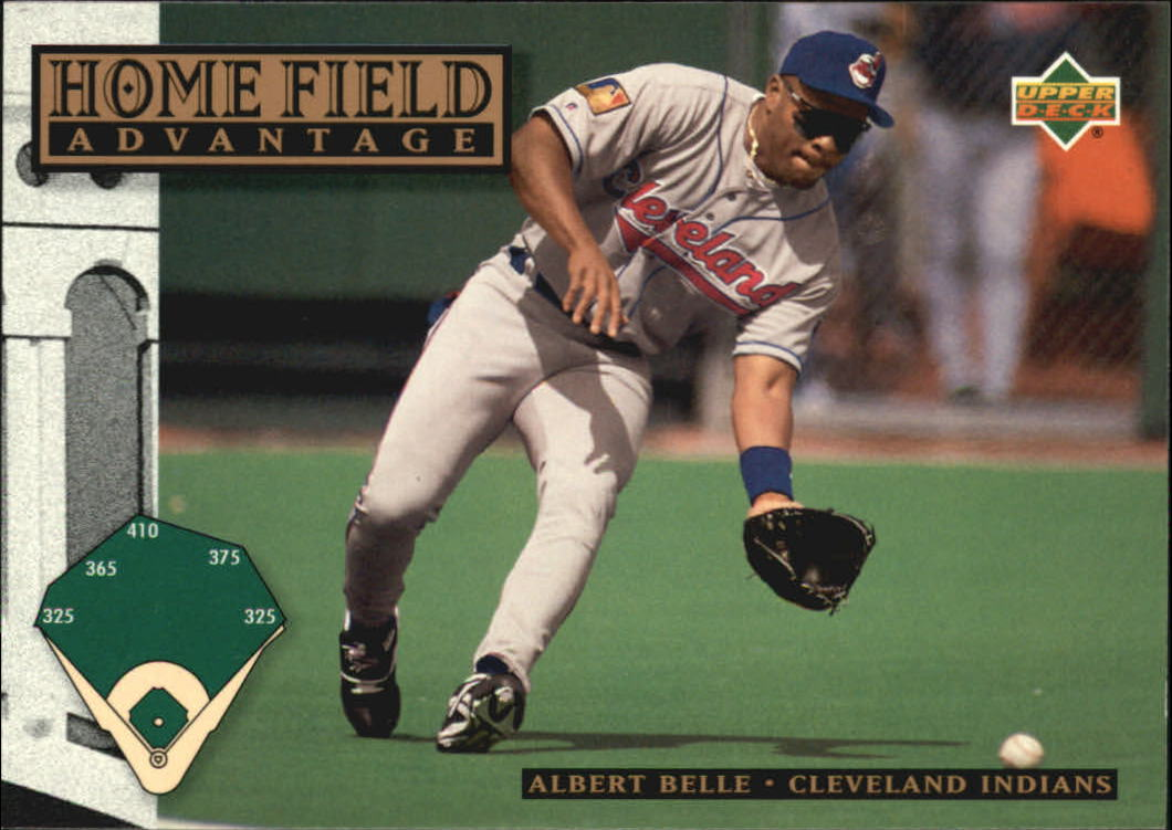 1994 Upper Deck #285 Albert Belle HFA