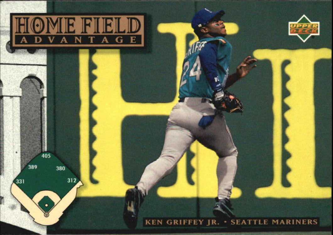 1994 Upper Deck #292 Ken Griffey Jr. HFA