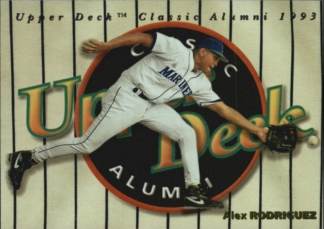 1994 Upper Deck #298 Alex Rodriguez UDCA