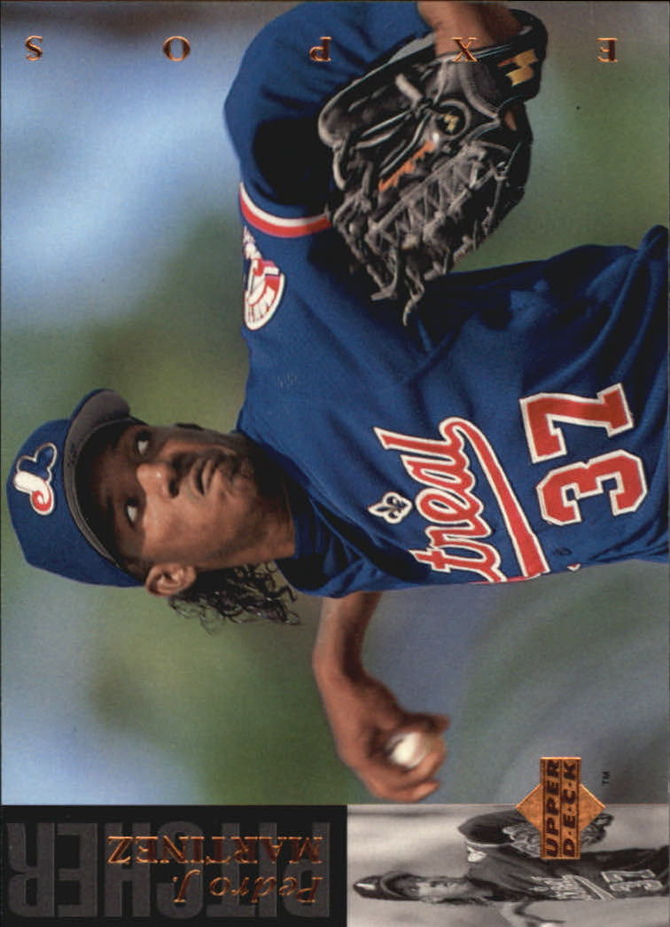1994 Upper Deck #318 Pedro Martinez
