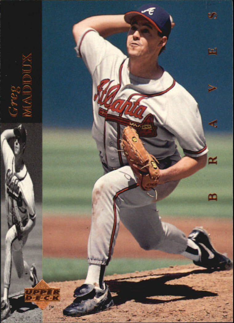1994 Upper Deck #320 Greg Maddux