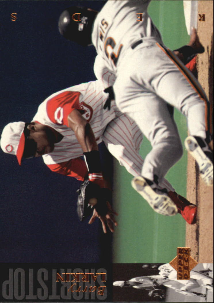 1994 Upper Deck #385 Barry Larkin