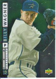 1994 Upper Deck #524 Billy Wagner RC