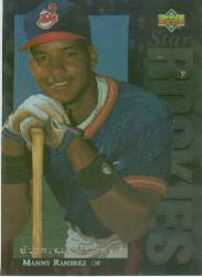 1994 Upper Deck Electric Diamond #23 Manny Ramirez