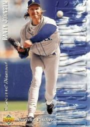 1994 Upper Deck Electric Diamond #31 Randy Johnson FT