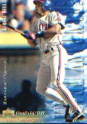 1994 Upper Deck Electric Diamond #40 Albert Belle FT