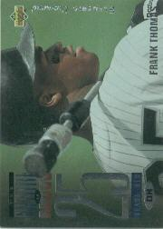 1994 Upper Deck Electric Diamond #55 Frank Thomas FUT