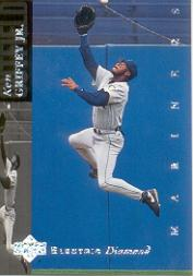1994 Upper Deck Electric Diamond #224 Ken Griffey Jr.