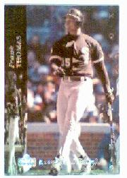 1994 Upper Deck Electric Diamond #300 Frank Thomas