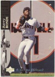1994 Upper Deck Electric Diamond #400 Barry Bonds