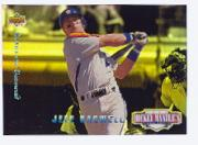 1994 Upper Deck Mantle's Long Shots Electric Diamond #MM1 Jeff Bagwell