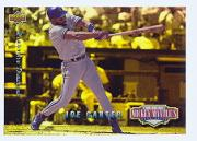 1994 Upper Deck Mantle's Long Shots Electric Diamond #MM5 Joe Carter