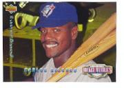 1994 Upper Deck Mantle's Long Shots Electric Diamond #MM6 Carlos Delgado