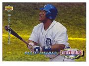 1994 Upper Deck Mantle's Long Shots Electric Diamond #MM7 Cecil Fielder
