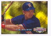 1994 Upper Deck Mantle's Long Shots Electric Diamond #MM17 Tim Salmon