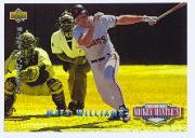 1994 Upper Deck Mantle's Long Shots Electric Diamond #MM20 Matt Williams