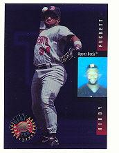 1994 Upper Deck Next Generation #14 Kirby Puckett