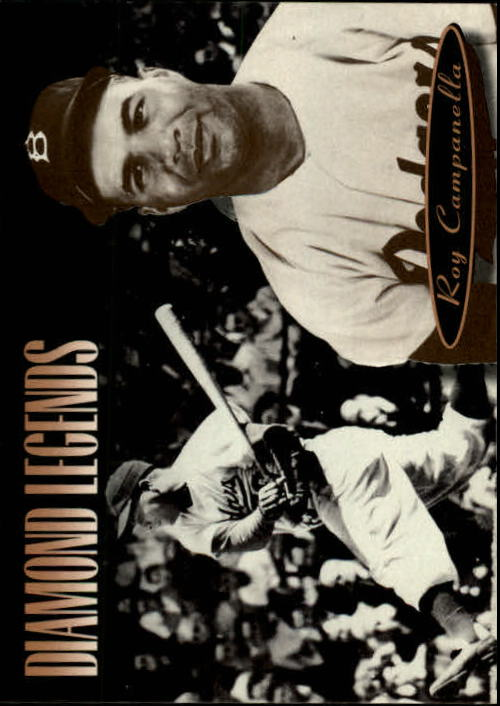 1994 Upper Deck All-Time Heroes #159 Roy Campanella LGD