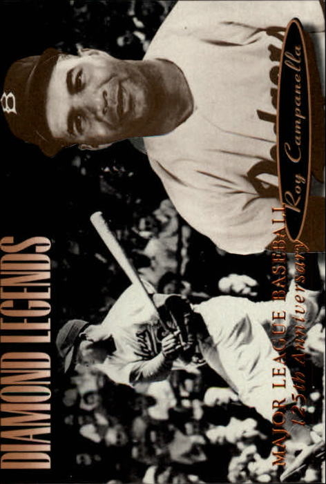 1994 Upper Deck All-Time Heroes 125th Anniversary #159 Roy Campanella