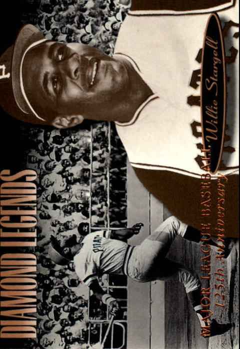 1994 Upper Deck All-Time Heroes 125th Anniversary #172 Willie Stargell