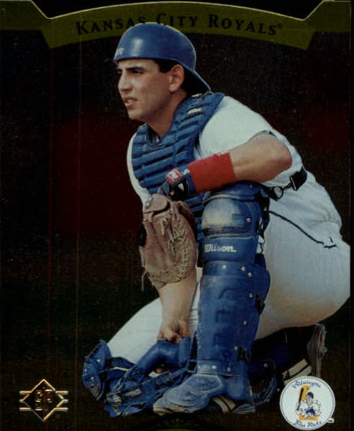 1995 SP Top Prospects #71 Sal Fasano
